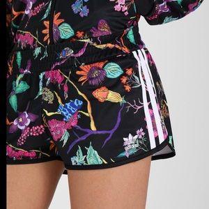 Adidas Floral Shorts
